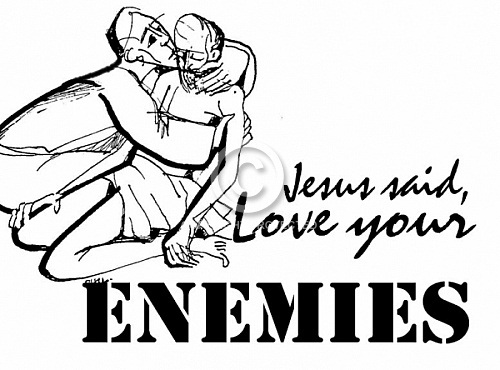 Jesus Quotes About Loving Your Enemies