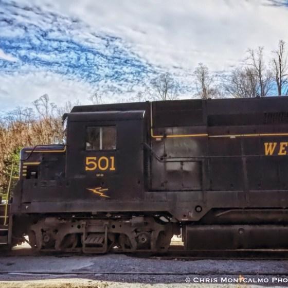 Railroad Engine
