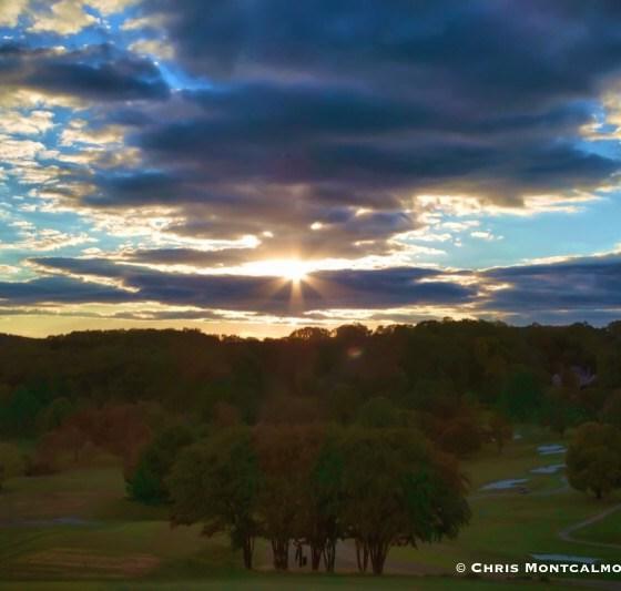 Hunt Valley Sunset