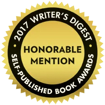 Writers Digest Self-PUblished Book Awards Badge