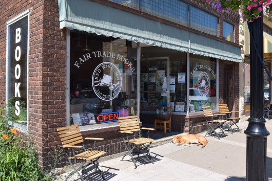 Fair Trade Books in Red Wing MN