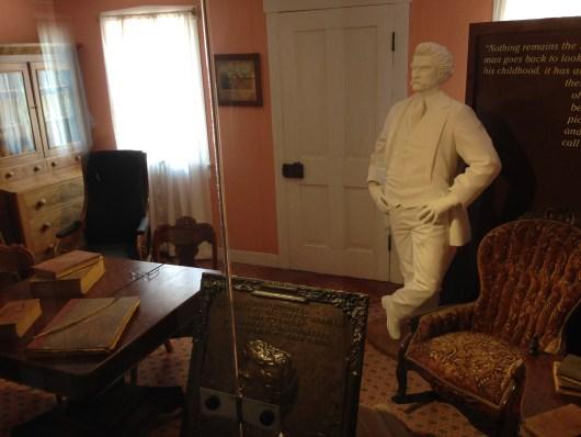 Mark Twain Museum, Hannibal MO