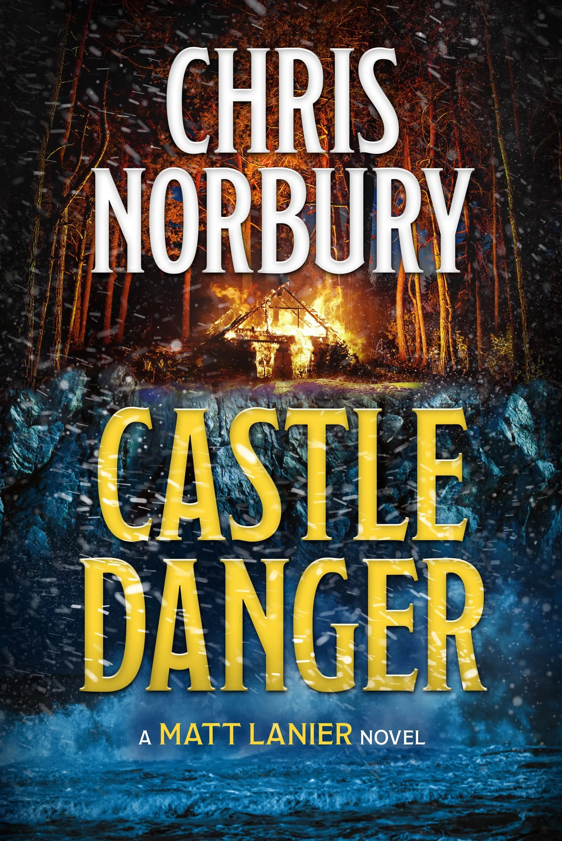 Cover of Castle Danger