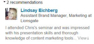 Marketing tool Presentations