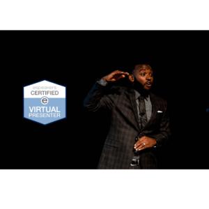 Certified Virtual Digital Marketing Speaker and Presenter