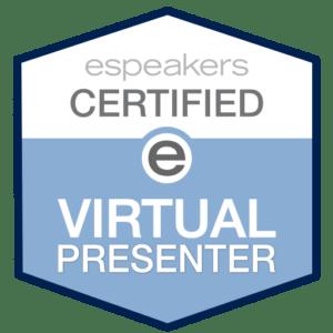 Certified Virtual Digital Marketing Presenter