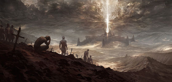 """""""For All That Could Have Been"""" by Noah Bradley"""