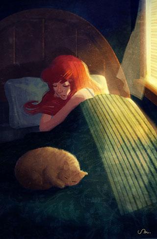 Naptime by Sarah Marino