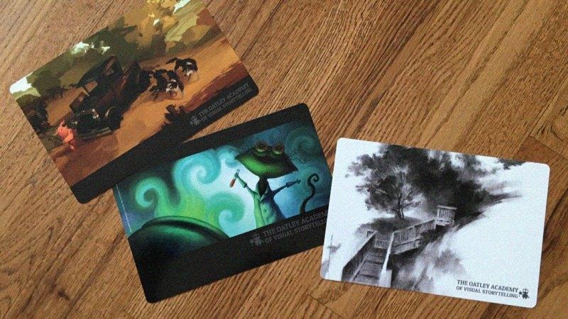 Get Free OA Postcards + Portfolio Reviews at CTN-X!