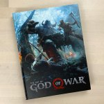 Book Cover: The Art Of 'God Of War'