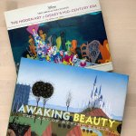 Book Covers: They Drew As They Pleased (Vol 4): The Hidden Art Of Disney's Mid-Century Era and Awaking Beauty: The Art Of Eyvind Earle.