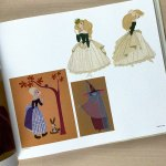 Mary Blair's modernistic Character Designs for Cinderella.