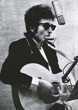 Bob Dylan is far from perfect.