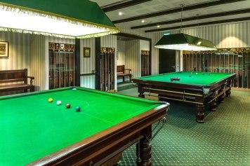 Interior Photography - Tanglin Club Singapore - Pool Room