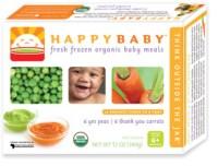 Organic Baby Food: I Put Three Popular Frozen Food Brands ...