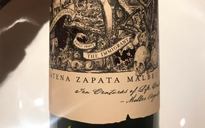 100 Point Wines from Argentina – who knew?