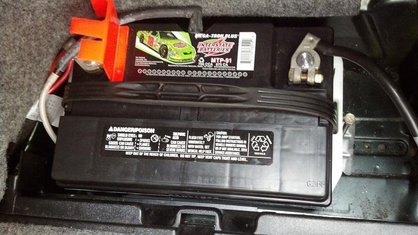 E39 Battery Location, E39, Free Engine Image For User