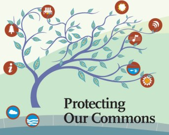 Protect our commons