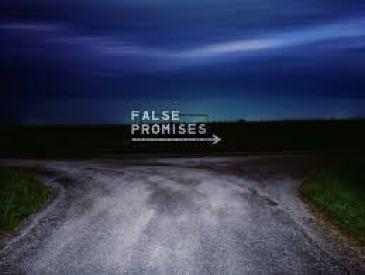 False promises