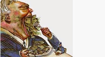 Greedy money