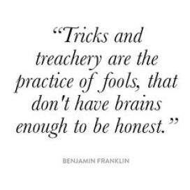 tricks-and-treachery-are-the-practice-of-fools