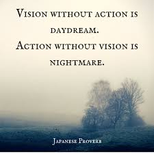 action-without-vision