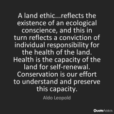 Leopold A land ethic.png