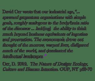 David Orr Dinosaur Industrial Age
