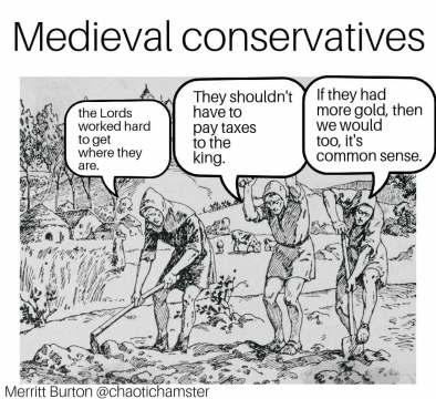 Medieval conservatives