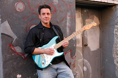 Chris Pimentel - San Francisco Bay Area Guitarist