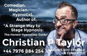 Christian P Taylor MMC