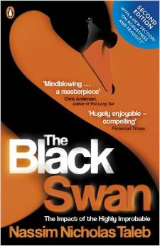 Black Swan Nassim Nicholas Taleb, Improbable events