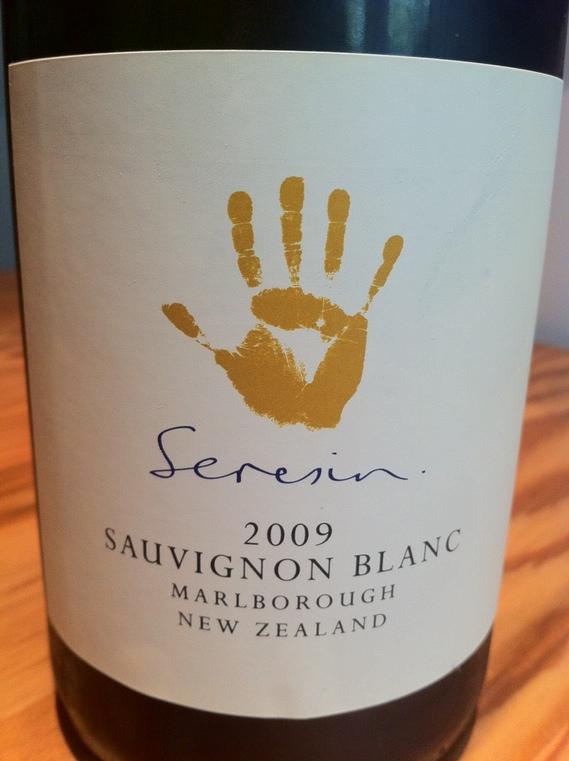 Seresin 2009 Sauvignon Blanc