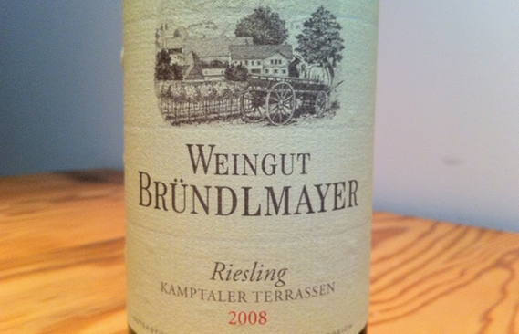 Weingut Bründlmayer Riesling 2008
