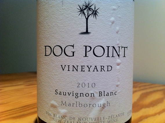 Dog Point 2010 Sauvignon Blanc