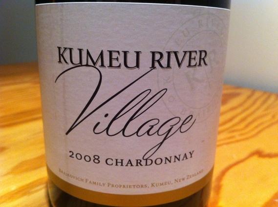 Kumeu River Village 2008 Chardonnay