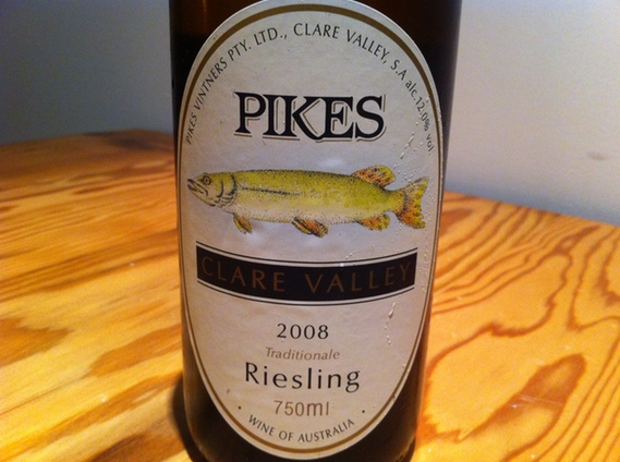 Pikes 2008 Traditionale Riesling