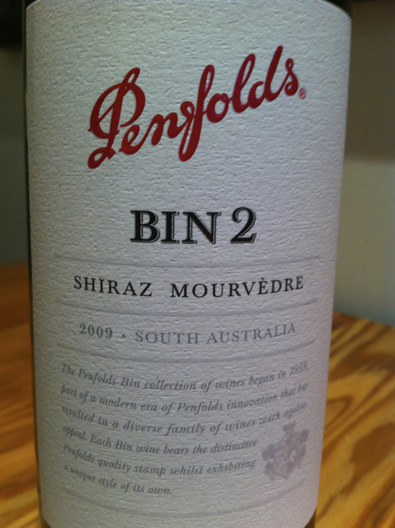 Penfolds Shiraz 2009