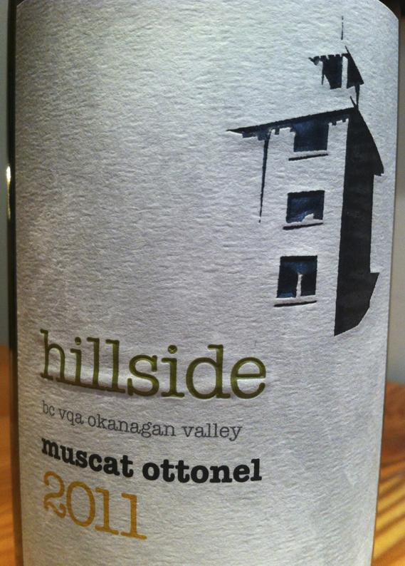 Hillside Muscat 2011