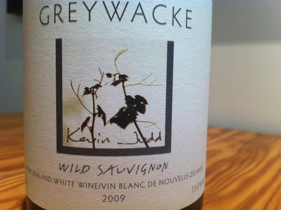 Greywacke Wild Sauvignon 2009