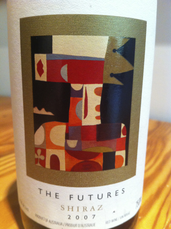 Peter Lehmann The Futures Shiraz 2007