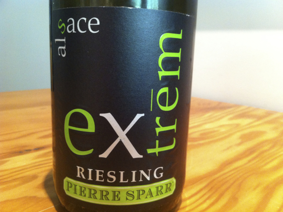 2010 Pierre Sparr Extrēm Riesling