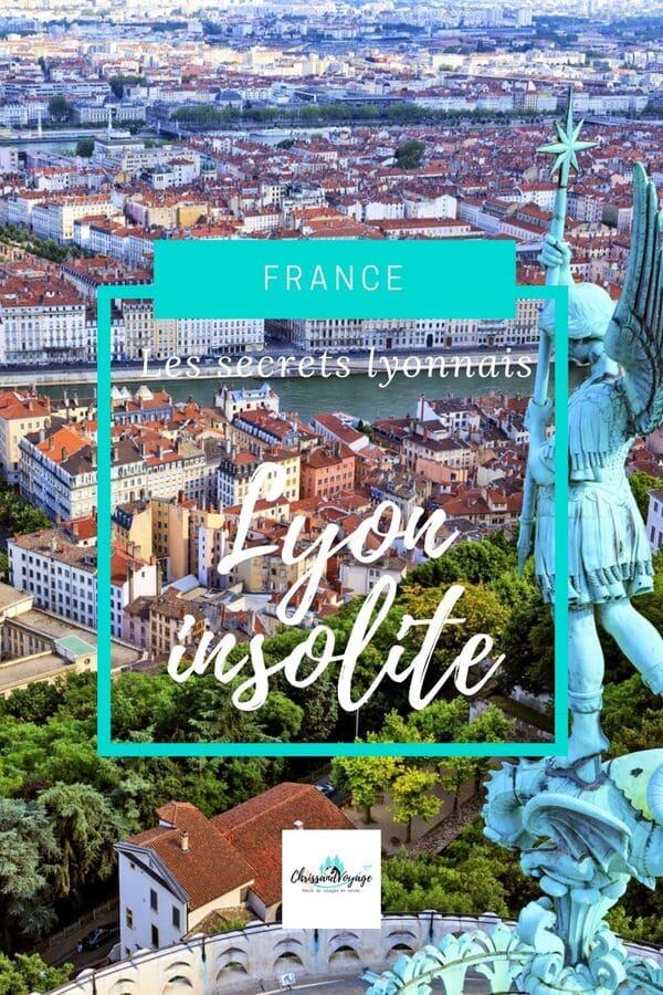 Visites Insolites Autour De Lyon : visites, insolites, autour, Visite, Lieux, Insolites, Secrets, 2021., Partager!