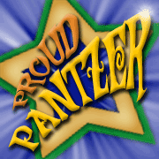 Web badge - Proud Pantzer
