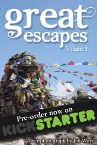 Grest Escapes | Volume 1 - Pre-order on Kickstarter now!
