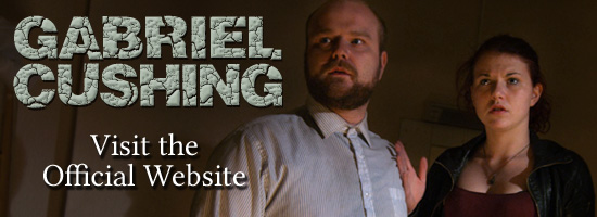 Gabriel Cushing - Demon Hunter - The official site.