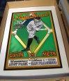 Moonalice San Francisco Giants Jerry Garcia 70th Birthday Celebration silkscreen poster in box