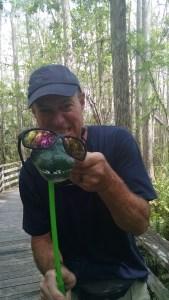 Chris got Alligator