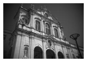 Walking around in Lisbon, Portugal