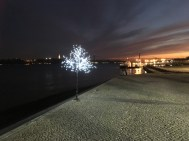Lights by the Tagus
